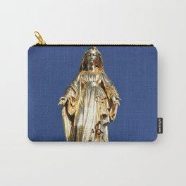 Notre Dame de Lourdes Carry-All Pouch