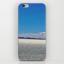 Salt Flats iPhone Skin
