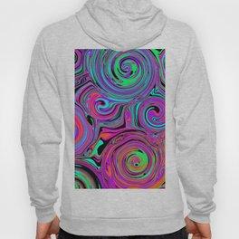 Trippy Psychedelic Swirls Hoody