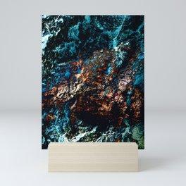 A Sudden Freeze Mini Art Print