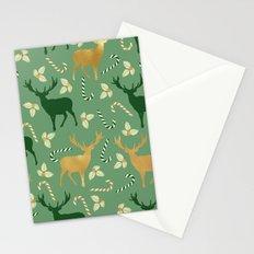 Gold foil joy Stationery Cards