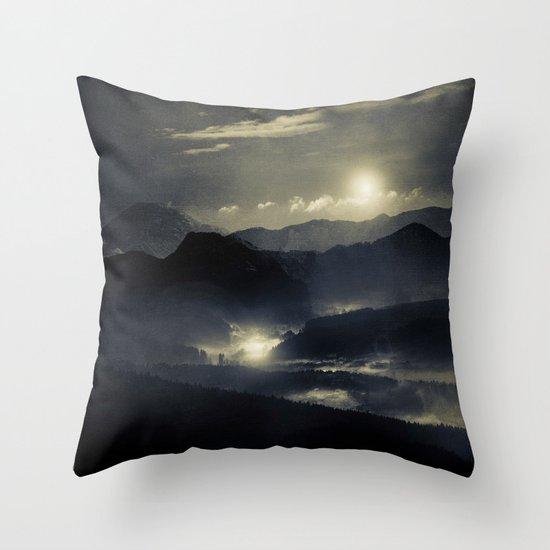 Chapter VIII Throw Pillow