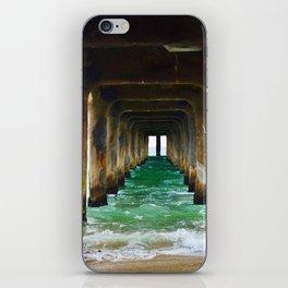 Manhattan Beach Pier iPhone Skin
