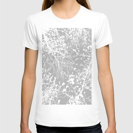 White branches T-shirt