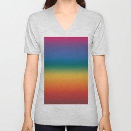 Rainbow 2018 Unisex V-Neck