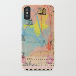 """""""Whirls"""" iPhone Case"""