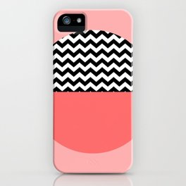 Moiety Pink iPhone Case
