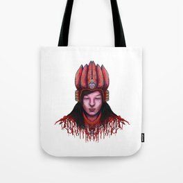 Melted Goddess Of Rags Tote Bag