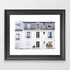 Paris Nº5 Framed Art Print