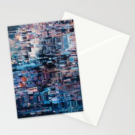 Christmas night at Blue Lagoon Stationery Cards
