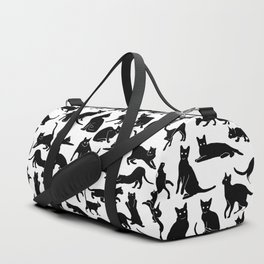 All the Cats Duffle Bag