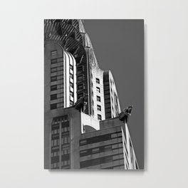 Chrysler Building, NYC Metal Print