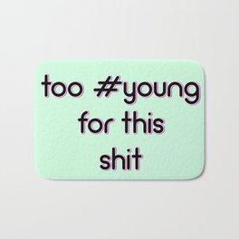 #Young Bath Mat