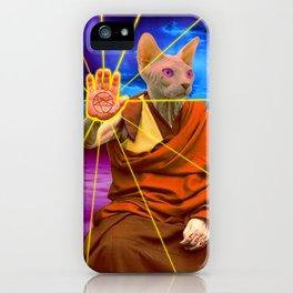 Holyman iPhone Case