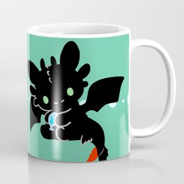fish or me? Coffee Mug