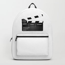 Clapperboard Backpack