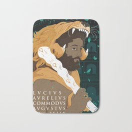 Commodus Bath Mat
