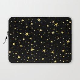 Hufflepuff Chapter Stars Laptop Sleeve