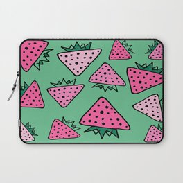 strawberry green Laptop Sleeve
