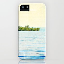 Greetings from Nowhere 0.1 iPhone Case