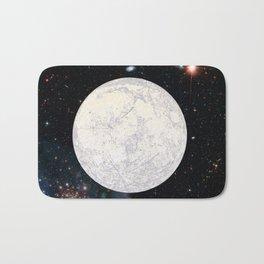 Moon machinations Bath Mat