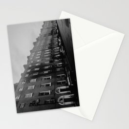 Dirty Old Town Stationery Cards
