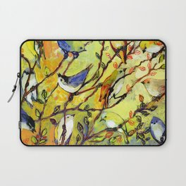 16 Birds Laptop Sleeve