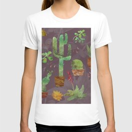 Cozy Cactus T-shirt