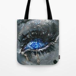 Gzhel Tote Bag