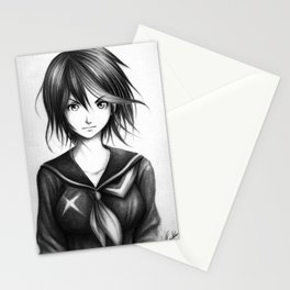 Matoi Ryuko Stationery Cards