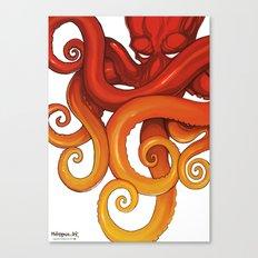 Hexdapus Ink 2015 Canvas Print
