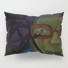 Navigating the dark Pillow Sham