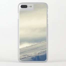 Above the Clouds - Mt. Hood Clear iPhone Case