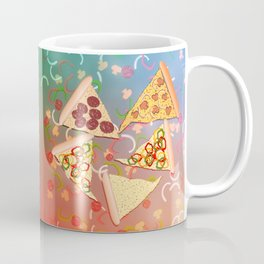 Pizza (A Reverie) Coffee Mug