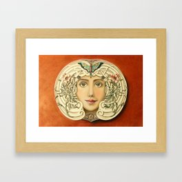 Mary Framed Art Print