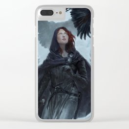 Nightingale Clear iPhone Case