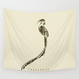 Quetzal power Wall Tapestry