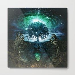 Tree of Life (Reprise) Metal Print
