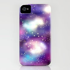 Galaxy iPhone (4, 4s) Slim Case