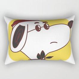 SNOOPY LEON : THE PROFESSIONAL  Rectangular Pillow