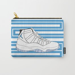 Jordan 11 Columbia Carry-All Pouch