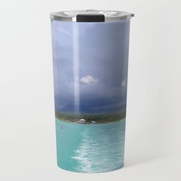 Sea Landspace Travel Mug