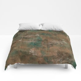 Patina Copper Comforters
