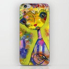 Aura iPhone Skin