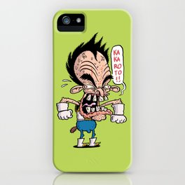 VARGETA iPhone Case
