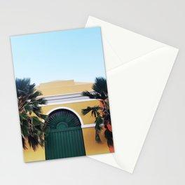 GREEN DOOR OF SAN JUAN Stationery Cards
