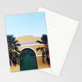 GREEN DOOR OF SAN JUAN Stationery Cards