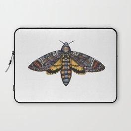 African Death's Head Hawkmoth (Acherontia atropos) Laptop Sleeve