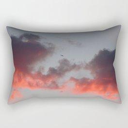 Summer Sunset #2 Rectangular Pillow