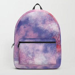 A chaotic mind Backpack